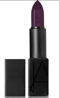 NARS audacious lipstick Kirat