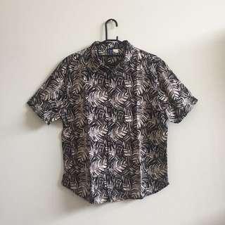 H&M Hawaiian Tropical Shirt