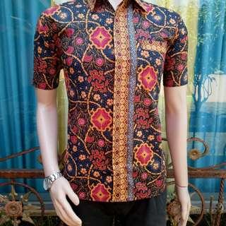 Hem Batik Print