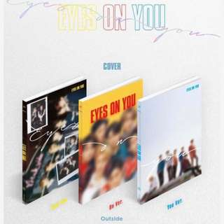 GOT7 Eyes On You Mini Album