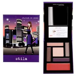 Authentic Stila Travel Makeup Palette