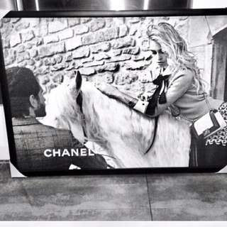 AUTHENTIC CHANEL ARTWORK