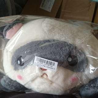Toreba Hamster Soft Plush 40cm