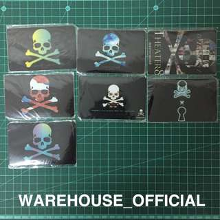 潮牌貼紙 Sticker mastermind japan mmj hoodie tee jacket ape bape shirt