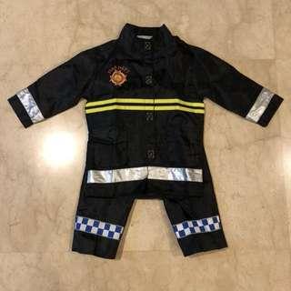 #MakinTebel FIREMAN Costume
