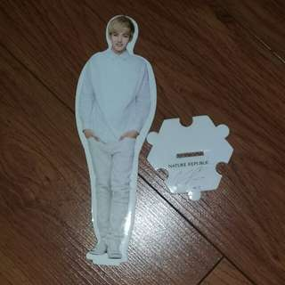 EXO Nature Republic Mini Standee