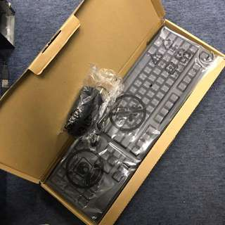 Dell Keyboard & Mouse
