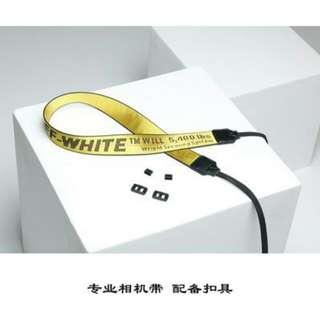 Off-White Strap