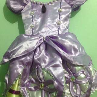 SOFIA THE FIRST GOWN / Costume