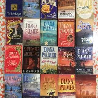 Diana Palmer bestselling books
