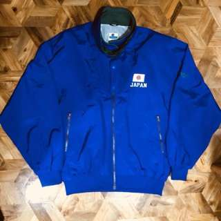 CHAMPION JAPAN JACKET WITH ZIPPER (A few marks only)