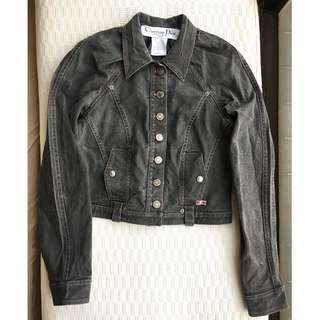 Christian Dior denim jacket @Size 38
