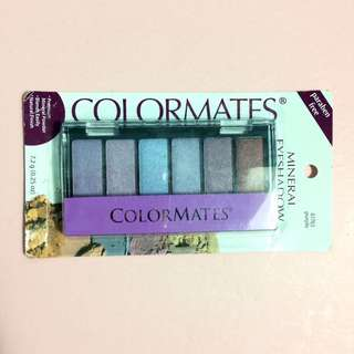 Colormates Mineral Eyeshadow