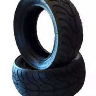 Dualtron ultra & ultron ultra tyres (7pcs left) tubes also available