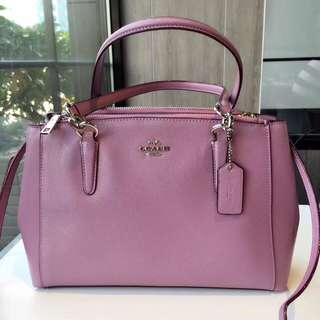 Coach Large Christie Carryall