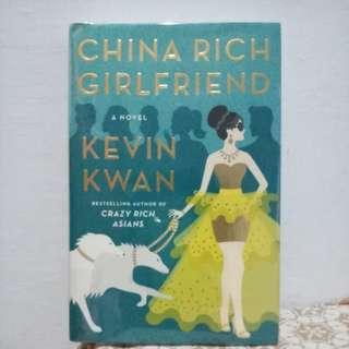 China Rich Girlfriend - Kevin Kwan