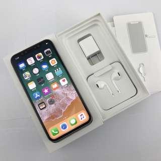 🚚 iphone x 64g 銀色
