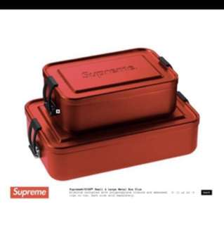 Supreme SiGG storage boxes