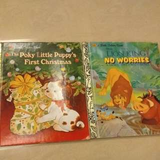 Children's Books (2 books)