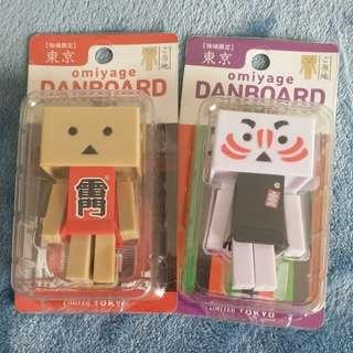 紙箱人 東京/歌舞伎 地區限量版
