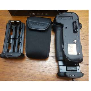 Nikon MB-D12 or MBD12 Battery Grip for D800 Series