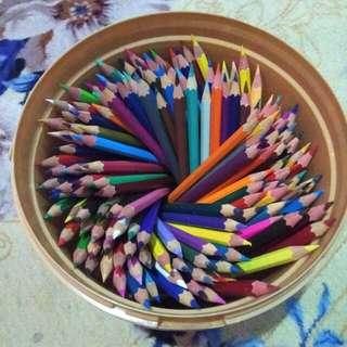 Pensil Warna 156pcs