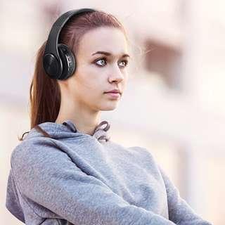 💥2018新款💥Bluetooth bass headphones