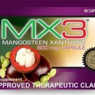 MX3 Capsule (60 pcs/1box)