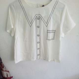 Import blouse new