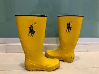 Polo Ralph Rain Boots