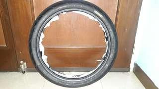Rxz used irc tyre