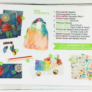 2018 Erin Condren Seasonal Spring Surprise Box