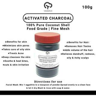 Activated Charcoal (ONHAND)
