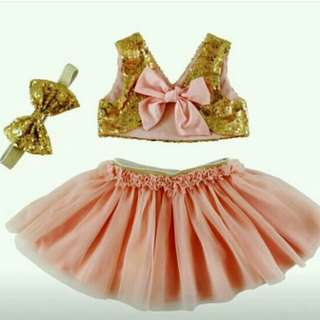 Baby Girl Dress RM45