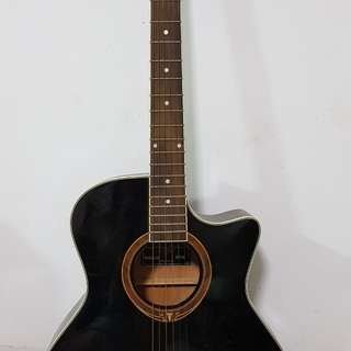 Guitar Made in Thailand