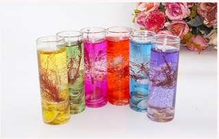 Sea Creature Jelly Candles 3pcs for $10