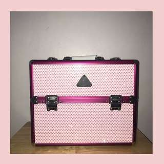 Gladking Make Up Train Case
