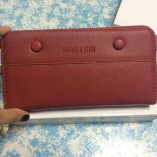 CHARLES and KEITH WALLET (replica)