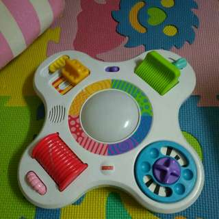 Fisher price bright beats activity center