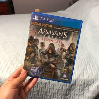 Assassin's Creed Syndicate (PS4 Games)