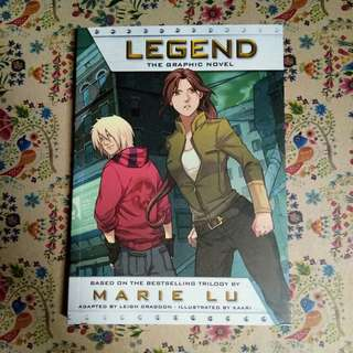 Legend: Graphic Novel