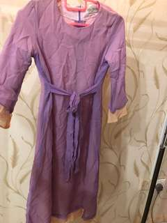 kids chiffon dress