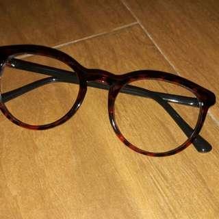 Gagang kacamata (no frame kaca)