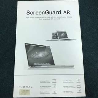 MacBook ScreenGuard