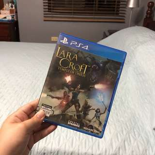 Lara Croft and the Temple of Osiris (PS4 GAMES)