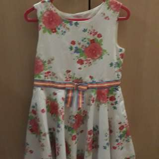 Dress Flowers Mothercare