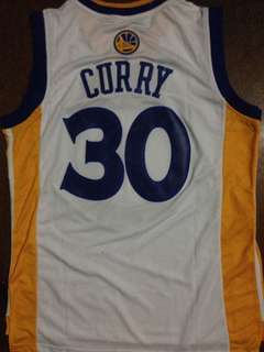 Jersey Curry & Howard 3k each