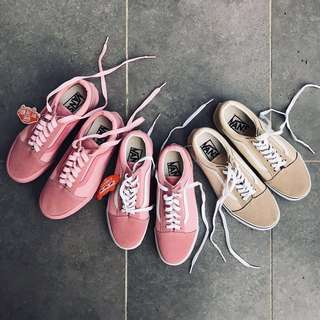 VANS Old School Women Shoes