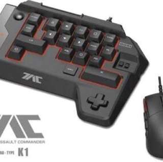 TAC K1 (For FPS - PS4/3 Compatible)