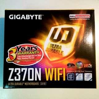 Gigabyte GA-Z370N WIFI Mini ITX Mainboard